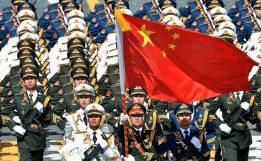 Le nouvel équilibre des forces armées chinoises